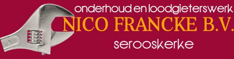 Installatiebedrijf Nico Francke BV